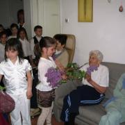 Idősek otthona húsvét