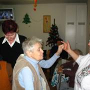 Idősek otthona karácsony