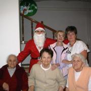 Nyugdíjas otthon karácsonyi ünnepek