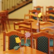 Öregek otthona: étkező