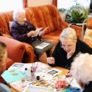 Programok az idősek otthonban