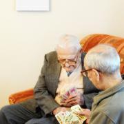 Játékok az idősek otthonában