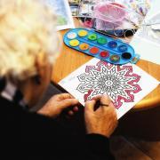 idősek otthona: foglalkozások