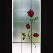 Öregek otthonunk ablaküvege