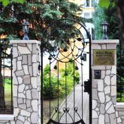 Idősek otthona főbejárat